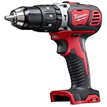 Milwaukee 2607-20 M18 -Volt Lithium 1/2in. Cordless Hammer Drill Driver (Bare Tool Only, No Charger or Battery)