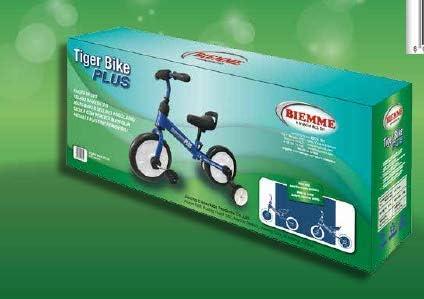 Triciclo Bambini 1 Anno 2 Anni Trasformabile in Bici Senza Pedali 2 Anni Bimba Bimbo Rossa Bicicletta Senza Pedali Bici Senza Pedali in Metallo Senza Freno Tiger Bike