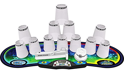 - SPEED STACKS Competitor - Pro Series 2X w/ Voxel Glow Mat