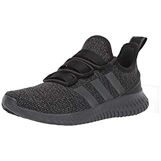 adidas mens Kaptur Sneaker, Black/Grey/Grey, 7.5 US