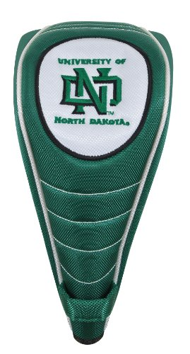 - Team Effort North Dakota Shaft Gripper Driver Headcover