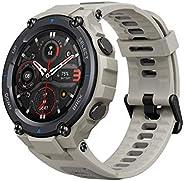 Amazfit-smartwatch trex pro, griseo 10atm versão global, relógio inteligente com gps, à prova d'água, bate