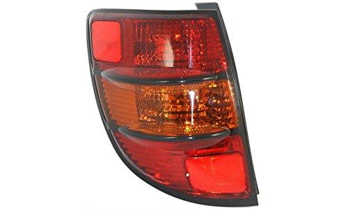 03 Lh Tail Lamp - 9