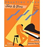 Showtime Jazz & Blues, Level 2A: Elementary Playing (Showtime Piano) (Paperback) - Common