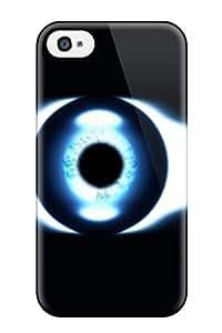 Awesome LTDeDkn9272MKfRp ZippyDoritEduard Defender Tpu Hard Case Cover For Iphone 4/4s- Eye Artistic