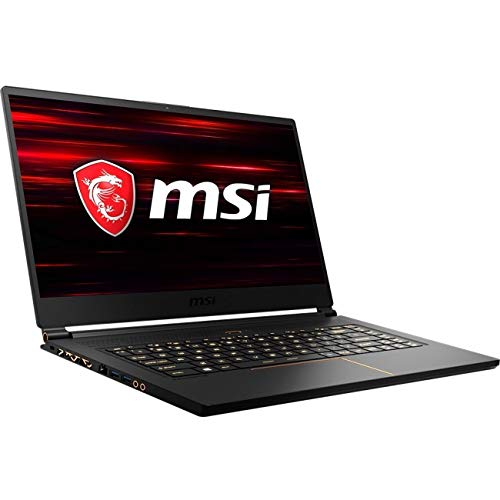 MSI GS65 Stealth THIN-053 144Hz 7ms Ultra Thin  Gaming Laptop i7-8750H (6 cores) GTX 1070 8G, 32GB 512G, 15.6