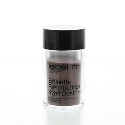Shine 3.5g/0.12oz Makeup - Label.M Brunette Resurrection Style Dust, 0.12 Ounce