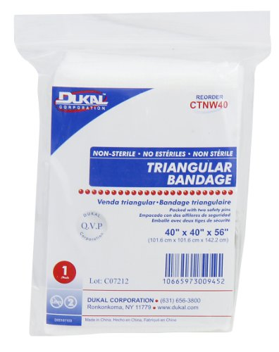 First Aid Only 4 007 Triangular