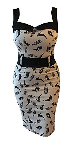 Multiple Women Women's Whiskey Stilleto Darling Dress Styles Switchblade TwUxH4qOq