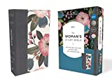 NIV, The Woman's Study Bible, Cloth over