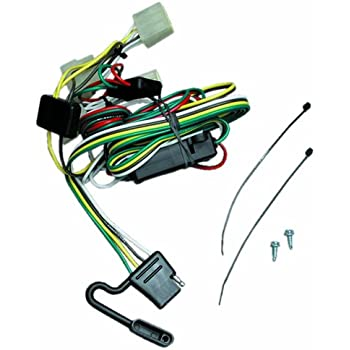 Amazon.com: Tow Ready 118379 T-One Connector embly with ... on 7 wire connector wiring diagram, 7 wire towing harness, 7 wire ignition switch, 7 wire trailer lights, 7 wire cable, 7 wire trailer plug wiring, 7 wire trailer hitch,