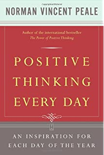 the power of positive thinking dr norman vincent peale  positive thinking every day an inspiration for each day of the year