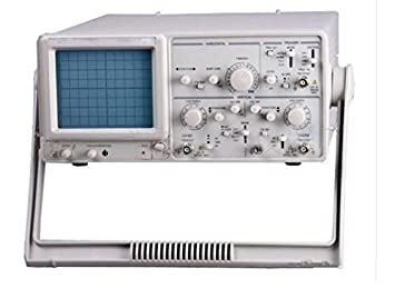 GOWE High quality 20MHz dual trace double signal oscilloscope