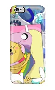 New Style Tpu 6 Plus Protective Case Cover/ Iphone Case - Adventure Time Anime2