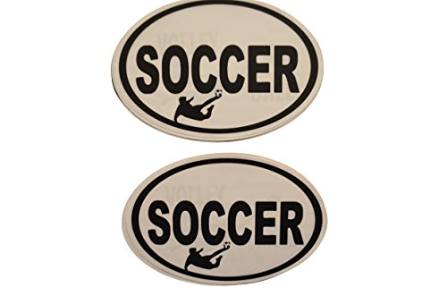 Fitness Bumper Stickers (SOCCER)
