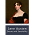 Sense and Sensibility (illustrated): Illustrated by C. E. Brock  with a dynamic, easy to use table of contents