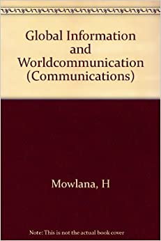 Book Global Information and Worldcommunication (Communications)