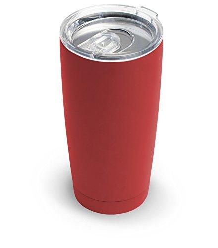 Magnum Steel Tumbler Matte Crimson product image