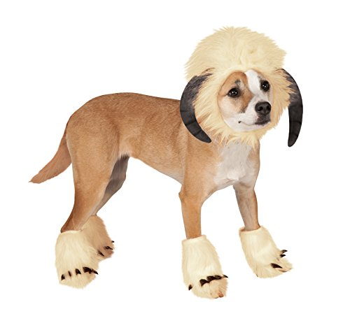 Chewbacca Costume Review (Rubie's Star Wars Classic Wampa Pet Costume, Extra-Large)