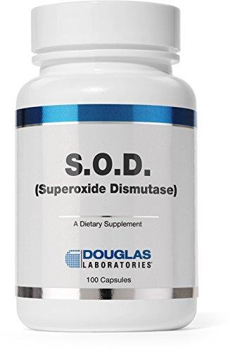 Douglas Laboratories Superoxide Dismutase Capsules