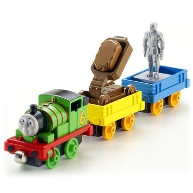 Fisher Price Thomas the Train: Take-n-Play Percy's Catapult