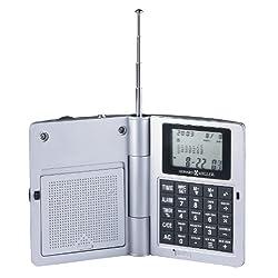 Howard Miller 645-587 Radio Travel Alarm Clock by