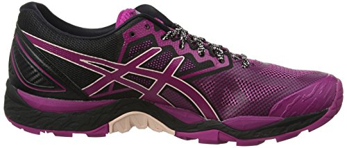 Asics Women's Gel-Fujitrabuco 6 Running Shoes Pink (Baton Rougeseashell Pinkblack 3217) excellent for sale VojBgv6J