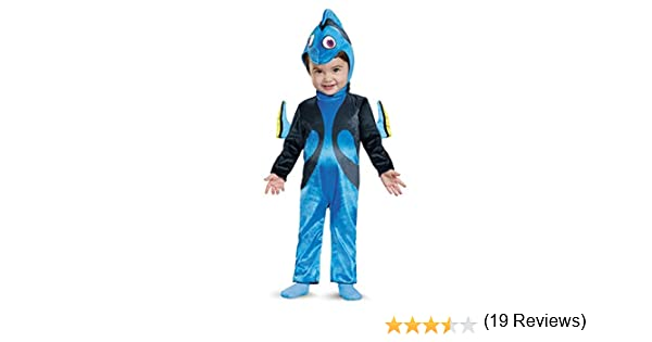 Finding Dory Disneys Dory Infant Costume 6-12 Months: Amazon.es ...