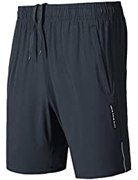 Men's Quick Dry Breathable Gym Running Shorts