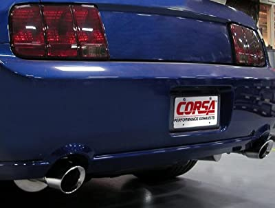 """CORSA 14311 Pro-Series 2.5"""" Stainless Steel Sport Axle-Back Exhaust System Kit"""