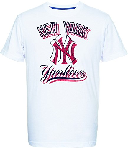 Majestic Camiseta Yankees Therma T.shirt m / m ropa snowboard MNY-1449-WB