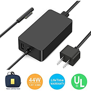 Amazon.com: Surface Pro Charger Surface Pro 4 Charger, KSW ...