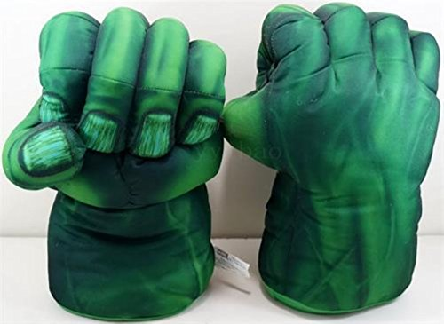 Cosplay Costume Sites (The Incredible Hulk Boxing Cosplay Gloves Smash Hands)
