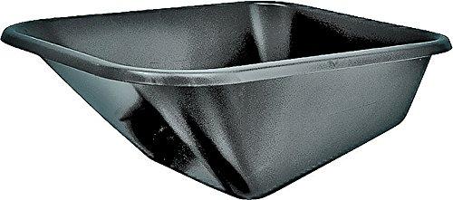 Mintcraft 33532 Steel Wheelbarrow Tray, 6 Cu.ft.
