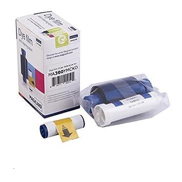 NEW enduro Magicard cinta MA300 300 impresiones ID impresora ...
