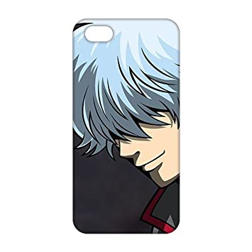 Gintama Wallpaper Hd 3d Phone Case For Iphone 5s Amazones