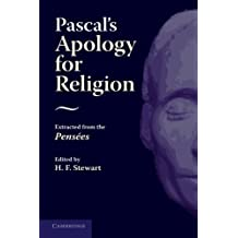 Pascal's Apology for Religion: Extracted from the Pensees