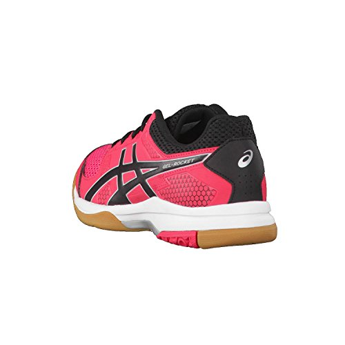 De 8 white Red Zapatillas rouge rocket black Para Voleibol Rojo Asics Mujer 1990 Gel FUnpTqxwIS