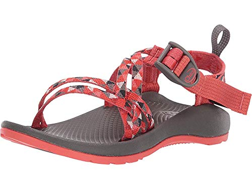Open Basket Weave - Chaco Kids Baby Girl's ZX/1¿ Ecotread (Toddler/Little Kid/Big Kid) Speck Grenadine 3 M US Little Kid
