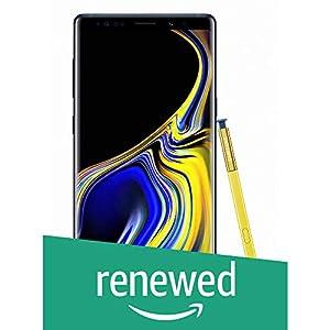 (Renewed) Samsung Galaxy Note 9 (Midnight Black, 128 GB) (6 GB RAM)