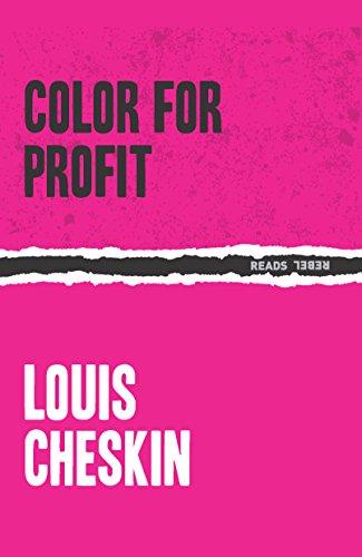 Color For Profit (Rebel Reads) por Louis Cheskin