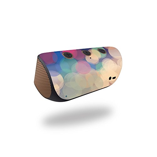 - MightySkins Skin for Logitech X300 Wireless Speaker - Focus | Protective, Durable, and Unique Vinyl Decal wrap Cover | Easy to Apply, Remove, and Change Styles | Made in The USA