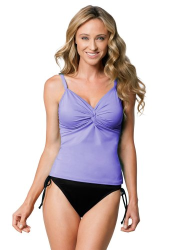 Miraclesuit DD Cup Solid Roswell Periwinkle 14DD
