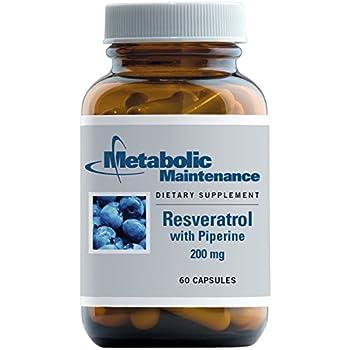 Amazon.com: Resveratrol con Piperine – Resveratrol Supreme ...