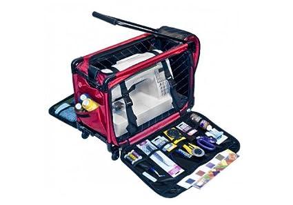 Amazon.com: Tutto máquina de coser bolsa – 2 x, 28 en.: Arte ...