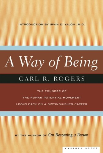 A Way of Being [Carl Rogers] (Tapa Blanda)