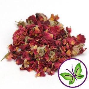 Review Organic Dried ROSE PETALS