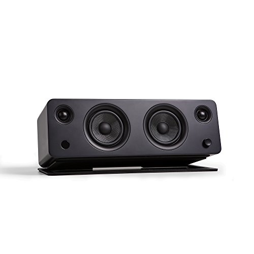 Kanto SYD Powered Speaker with Bluetooth and Phono Preamp (Matte Off-Black)