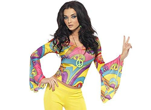 Smiffys 70s Groovy Babe Costume]()
