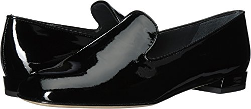Stuart Weitzman Women's Pipelimber Loafer Black Patent free shipping best wholesale cheap sale fake footlocker finishline cheap price xWvmb2